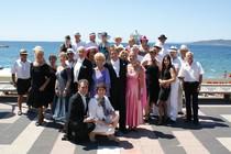 les membres de l'association - fête de la musique 2010