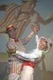 Blanche et Gille - les plus vieux démonstrateurs !